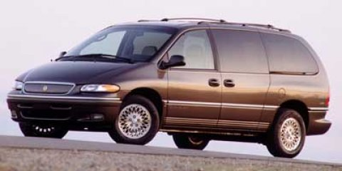 """1997 Chrysler Town & Country 4dr 119"""" WB LXi FWD WHITE"""
