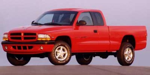 "1997 Dodge Dakota Club Cab 131"" WB 4WD SLT BLACK"