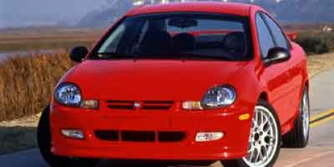 2001 Dodge Neon 4dr Sdn Highline Front Disc/Rear Drum Brakes
