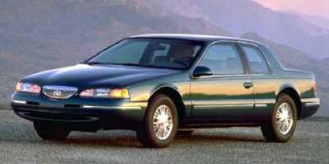 1997 Mercury Cougar 2dr Cpe XR7 LASER RED TINTED (CC)