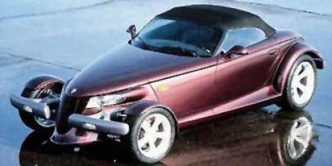 1997 Plymouth Prowler 2dr Roadster PURPLE Cruise Control