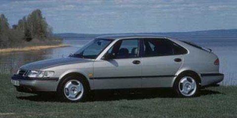 1997 Saab 900 5dr Sdn S Manual MAROON Cruise Control Cloth Seat