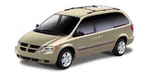 """2002 Dodge Caravan 4dr Grand EX 119"""" WB BLUE"""
