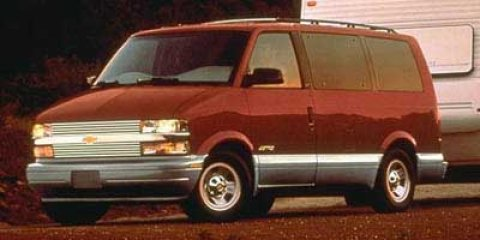 "1997 Chevrolet Astro Passenger Ext 111"" WB RWD Light Autumnwood"