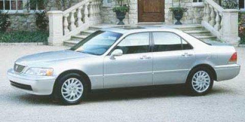 1998 Acura RL 4dr Sdn w/Premium Pkg RUBY RED PEARL