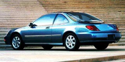 1998 Acura CL 2dr Cpe 3.0L w/Premium Pkg Driver Air Bag