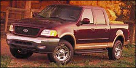 """2001 Ford F-150 SuperCrew Crew Cab 139"""" Lariat 4WD"""