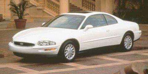 1998 Buick Riviera 2dr Cpe TAN Cruise Control Climate Control