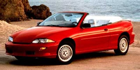 1998 Chevrolet Cavalier 2dr Convertible Z24 BRIGHT AQUA (MET)