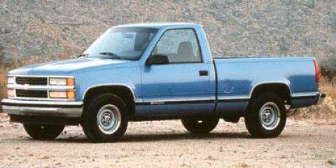 1998 Chevrolet C/K 1500 REG CAB 131.5 WB LIGHT PEWTER (MET)