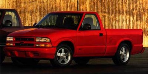 1998 Chevrolet S-10 REG CAB 108 WB LS LIGHT PEWTER (MET)