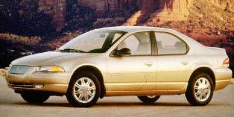 1998 Chrysler Cirrus 4dr Sdn LXi MAROON Driver Air Bag