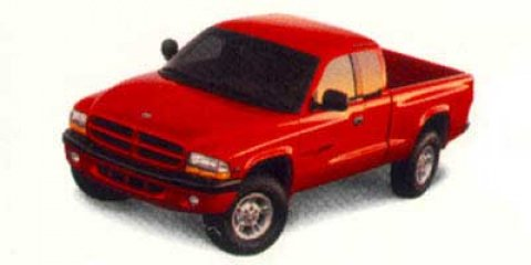 "1998 Dodge Dakota Club Cab 131"" WB 4WD Sport RED"