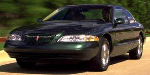 1998 Lincoln Mark VIII 2dr Cpe LSC RED Chrome Wheels Cassette