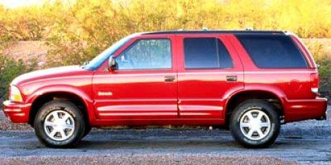 1998 Oldsmobile Bravada 4dr AWD BLACK