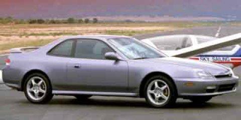 2001 Honda Prelude 2dr Cpe SH Manual CRUISE CONTROL POWER