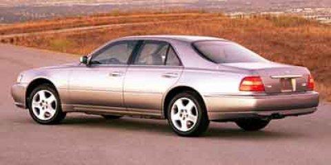 2001 Infiniti Q45 Luxury Performance Sdn BLACK