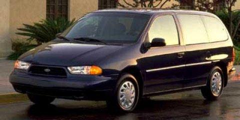 1998 Ford Windstar Wagon Power Door Locks