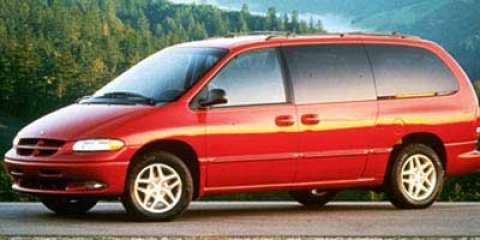 "1998 Dodge Caravan 4dr Grand SE 119"" WB BLACK"