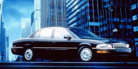 1999 Buick Park Avenue 4dr Sdn Ultra Cruise Control