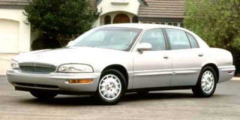 1999 Buick Park Avenue 4dr Sdn BRIGHT WHITE