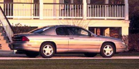 1999 Chevrolet Monte Carlo 2dr Cpe LS GOLD Engine Immobilizer
