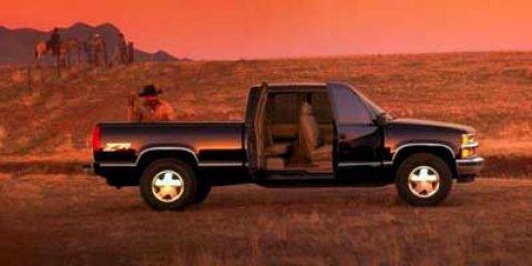 "1999 Chevrolet C/K 1500 Ext Cab 141.5"" WB 4WD LIGHT PEWTER"