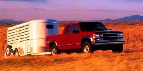 """1999 Chevrolet C/K 2500 HD Reg Cab 131.5"""" WB C6P"""