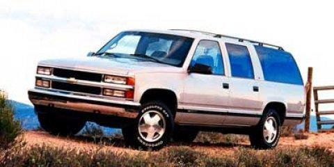 1999 Chevrolet Suburban 1500 4WD INDIGO BLUE METALLIC