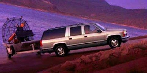 1999 Chevrolet Suburban 1500 DARK CARMINE RED