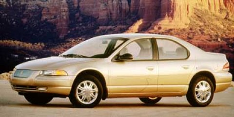 1999 Chrysler Cirrus 4dr Sdn LXi GREEN Air conditioning