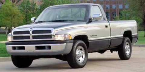 "1999 Dodge Ram 2500 2dr Reg Cab 135"" WB HD 4WD BLACK"