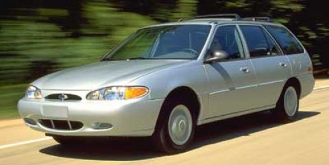 1999 Ford Escort 4dr Wgn SE Front Disc/Rear Drum Brakes