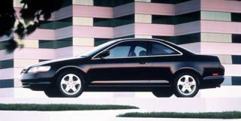 1999 Honda Accord Cpe 2dr Cpe EX V6 Auto RED Driver Air Bag
