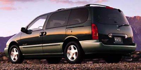 1999 Nissan Quest 4dr Van SE POWER WINDOWS HEATED MIRRORS