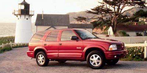 1999 Oldsmobile Bravada 4dr AWD PEWTER