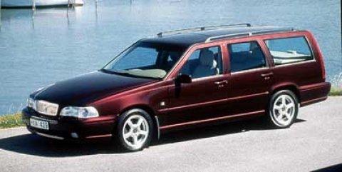 1999 Volvo V70 Daytime Running Lights Cruise Control Cloth Seat