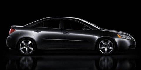 2007 Pontiac G6 4dr Sdn GT LIQUID SILVER METALLIC