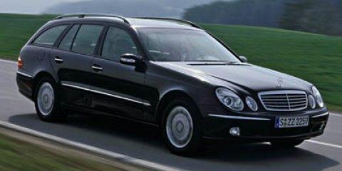 2006 Mercedes-Benz E-Class 4dr Wgn 3.5L 4MATIC