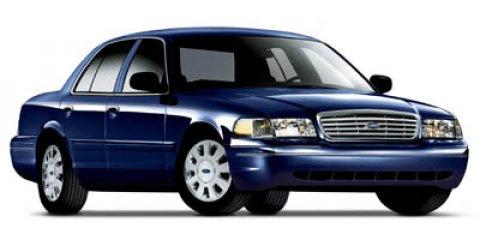 2006 Ford Crown Victoria 4dr Sdn LX BLUE Cruise Control