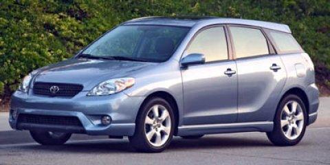 2005 Toyota Matrix 5dr Wgn XR Auto AWD WHITE
