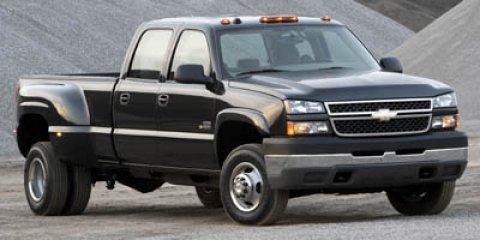 "2007 Chevrolet Silverado 3500 Classic 4WD Crew Cab 167"" DRW LT3"