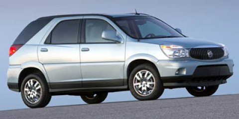 2006 Buick Rendezvous 4dr CX AWD WHITE Cloth Seats