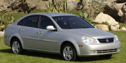 2006 Suzuki Forenza GOLD Driver Adjustable Lumbar