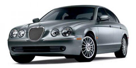 2006 Jaguar S-TYPE 4dr Sdn 3.0 INDIGO BLUE Child Safety Locks