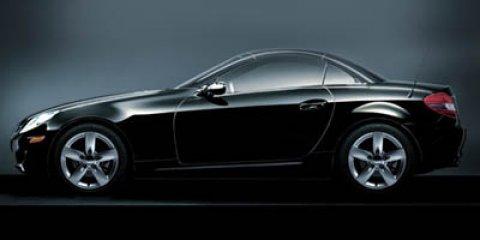 2006 Mercedes-Benz SLK-Class Roadster 3.5L Climate Control