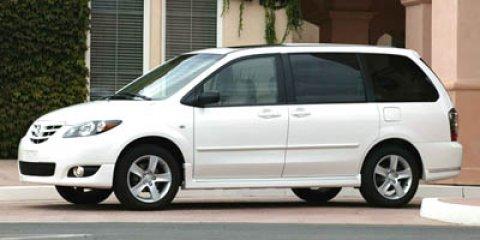 2006 Mazda MPV 4dr LX-SV GALAXY GRAY MICA