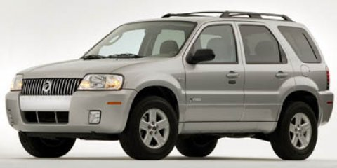 2006 Mercury Mariner 4dr Hybrid 4WD SILVER Child Safety Locks