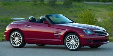 2006 Chrysler Crossfire 2dr Roadster Limited BLUE