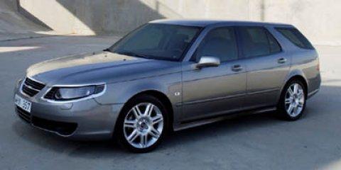 2006 Saab 9-5 4dr Wgn 2.3T Sport BLACK CD Changer Cassette